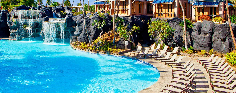 6 Hilton Waikoloa Village Kohala Island